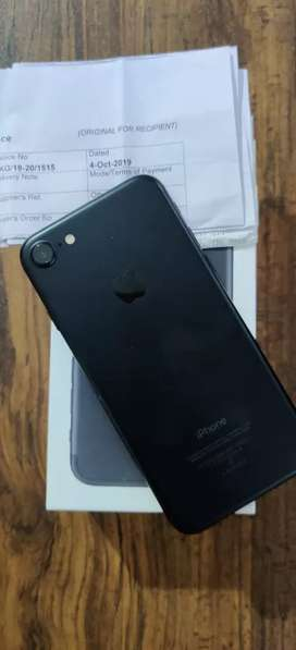 iPhone 7 32GB - Only 20 Day Use With GST Bill Indian Purchase