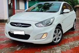 Hyundai Fluidic Verna 1.4 CRDi, 2013, Diesel