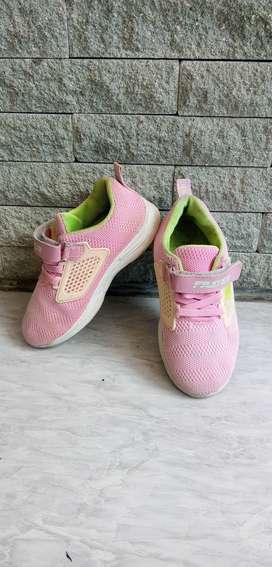 Spatu anak cewek size 31 warna pink