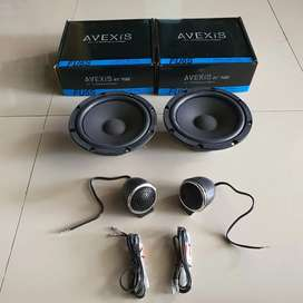 Paket 2 Way SQ Branded Fu6s by Sb Acoustics | Boy Audiophile