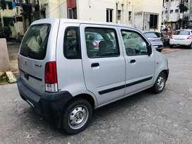 Maruti Suzuki Wagon R LXi BS-III, 2006, Petrol