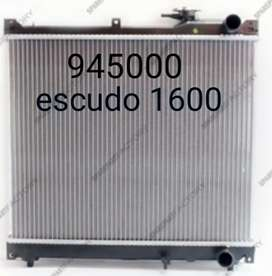 Radiator mesin manual escudo 1600