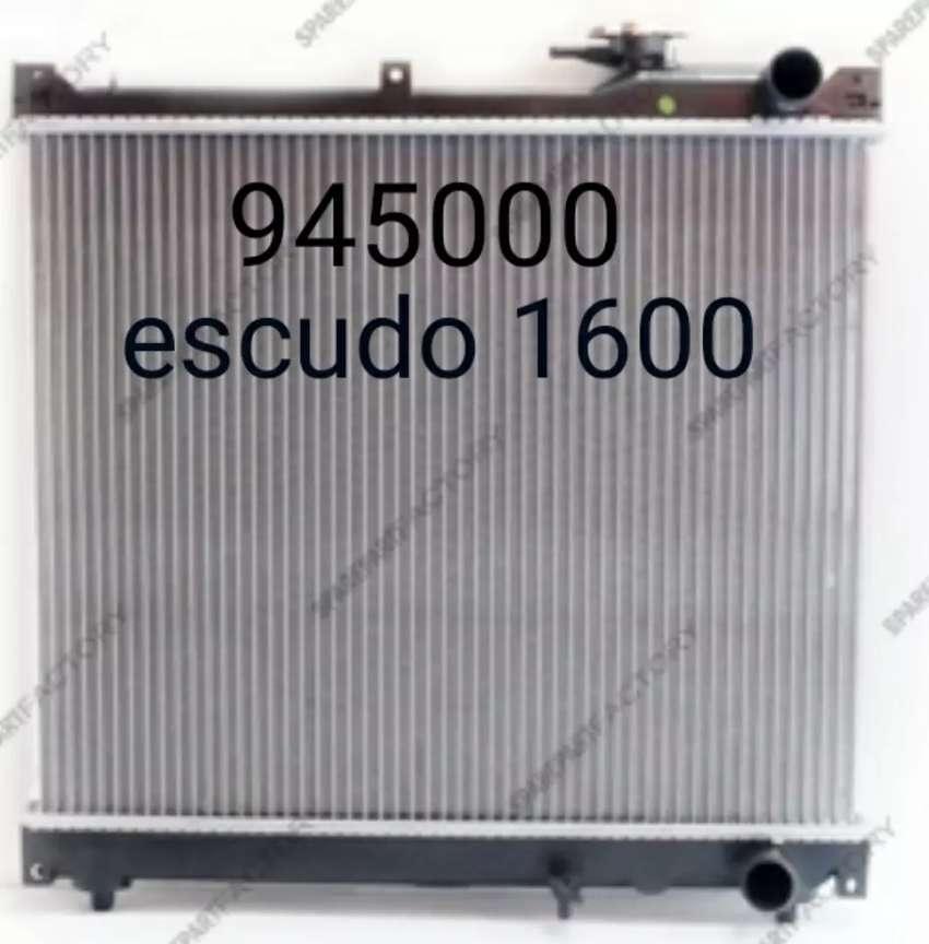 Radiator mesin manual escudo 1600 0