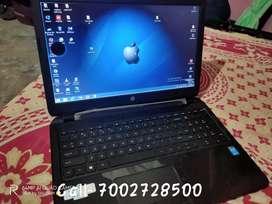 HP LAPTOP 4GB 1TB