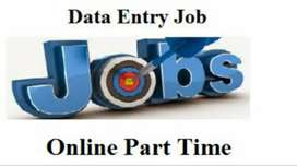 Work from home data entry job