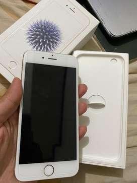 Iphone 6 32gb ex ibox normal fullset