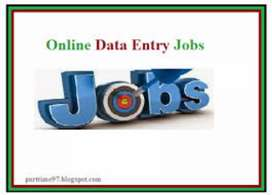 Data entry jobs part time job