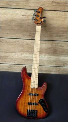 Bass cort GB-IH5 indro signature like new