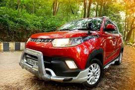 Mahindra Kuv 100, k8,petrol Top Model, 6 seater