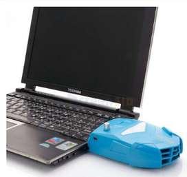 Pendingin laptop Vacuum cooler laptop X7 usb