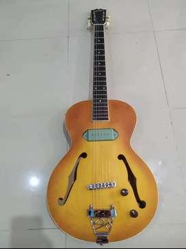 Gitar custom hollow