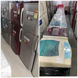Best 5 year warranty double door fridge available