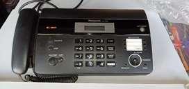 Panasonic FAX Machine Running Condition
