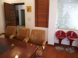 Fully furnished luxury office for rent