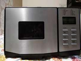 Glen SA-3034 615-Watt Bread Maker (Grey)