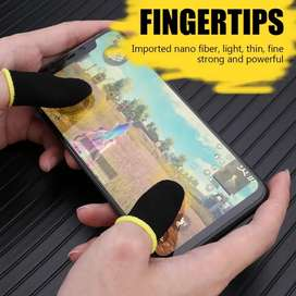 PUBG Thumb Sleeve Sweat Proof Touch Screen Gaming Gloves pubg