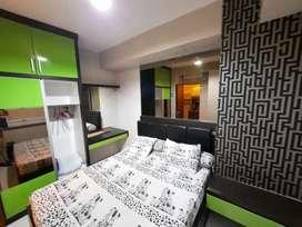 Dijual Apartment Gunawangsa Manyar 2 BR full furnished Strata title
