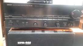 Ampli Denon PMA 1080R, istimewa