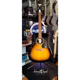 Epiphone PRO 1 Acoustic Guitar Sunburst