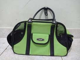 Travel Bag Hewan Peliharaan