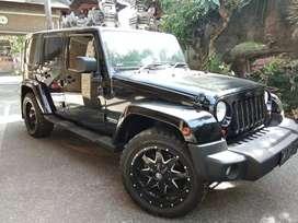 Wrangler Sahara 3.6 2012 Asli Bali Tgn 1 Super Istimewa