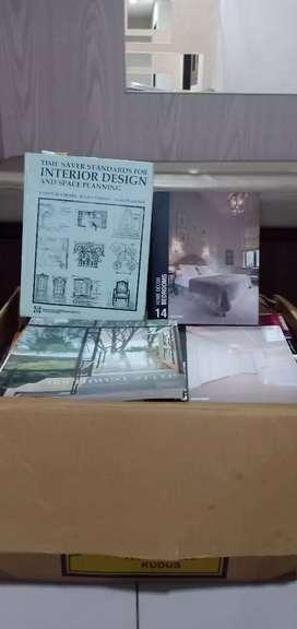 Jual Berbagai buku design LENGKAP!!