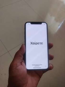 Iphone X - 64 GB, 1.5 Years old, 100% Battery health