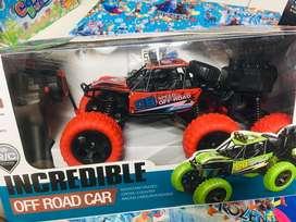 Mainan anak baru remot control jeep edisi baru