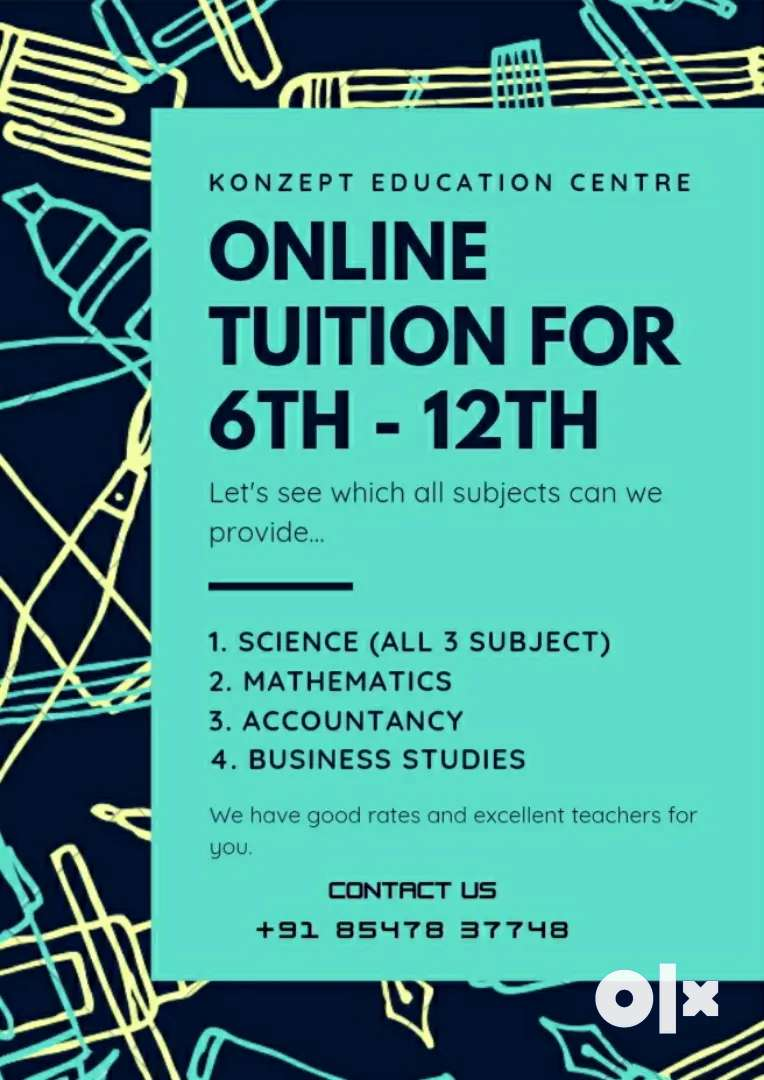 CBSE Tuition 6th - 12th Registration and Class Started 0