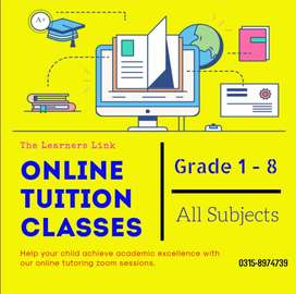 Online & Home Tutions