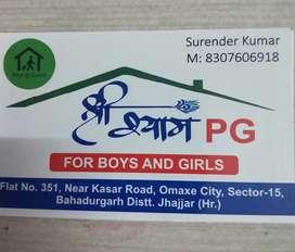 Shree shyam p. G
