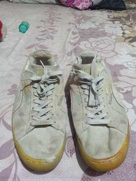 Sepatu puma Atlanta size 45 fit 44 original