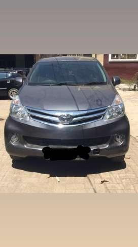 Dijual mobil avanza E 2014