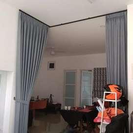 Tirai gorden gordeng korden curtain vitrase hordeng 42>1928