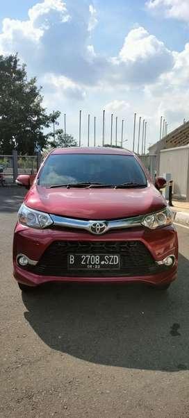 Toyota Avanza 1.5 Veloz Manual 2017