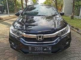 All New City 1.5 E CVT 2017 Facelift km 20rb antik bs kredit