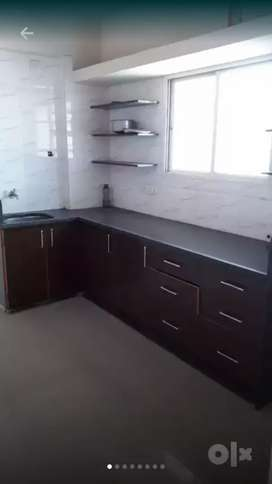 3bhk At Patel colony with modual kitchen
