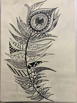 Mandala art (can be made in different size)