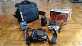 Canon EOS Rebel T3 Full Set Murah