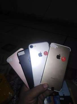 IPHONE 7 128 GB ALL COLOURS