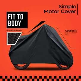 Cover Motor dan Sepeda
