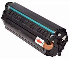 HP 12-A, Toner in just Rs 250/-