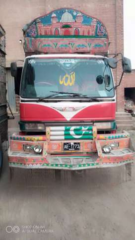 Hino ff gear 7d good condition new tyer - chaska party wale door rhe