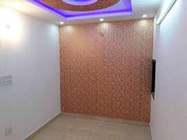 2 bhk flat with modular kitchen