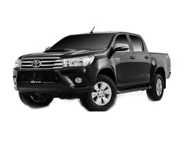 Toyota Hilux Revo G Automatic 2.8 2019 Get On Easy Installment + 20%
