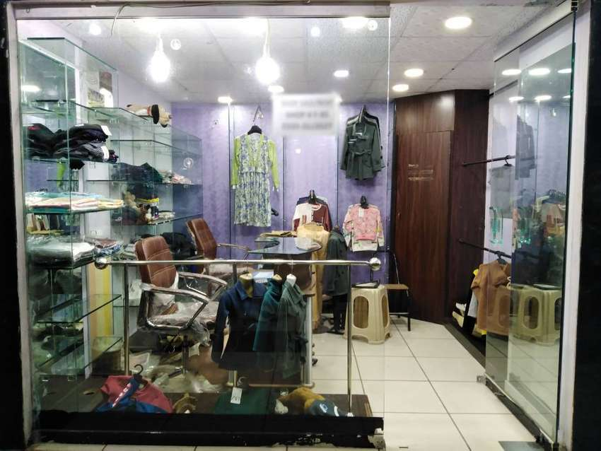 Great Investment - Shop for Sale in Saima Mall & Residency 0