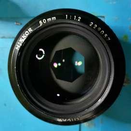Canon Nikon Sony Fujifilm Kamera Lensa