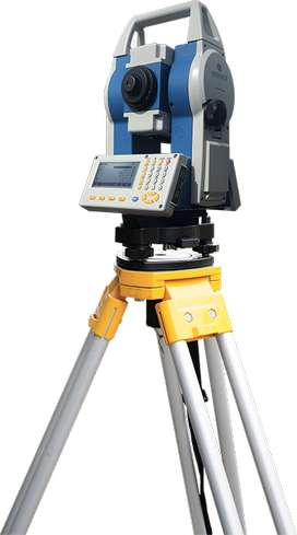Dual Keypad Total Station Auto Level Excellent electronic