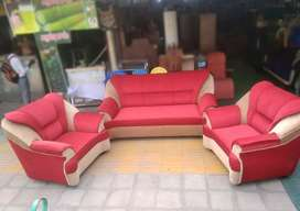 New butterfly sofa set 3 + 1 + 1