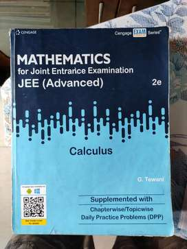 Cengage Calculus for Jee Advanced